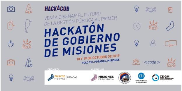 Primer Hackatón de Gobierno en Misiones: Importantes premios en 28 horas corridas para diseñar soluciones