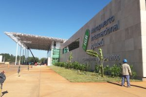 El aeropuerto de Iguazú superará por primera vez el millón y medio de pasajeros este año