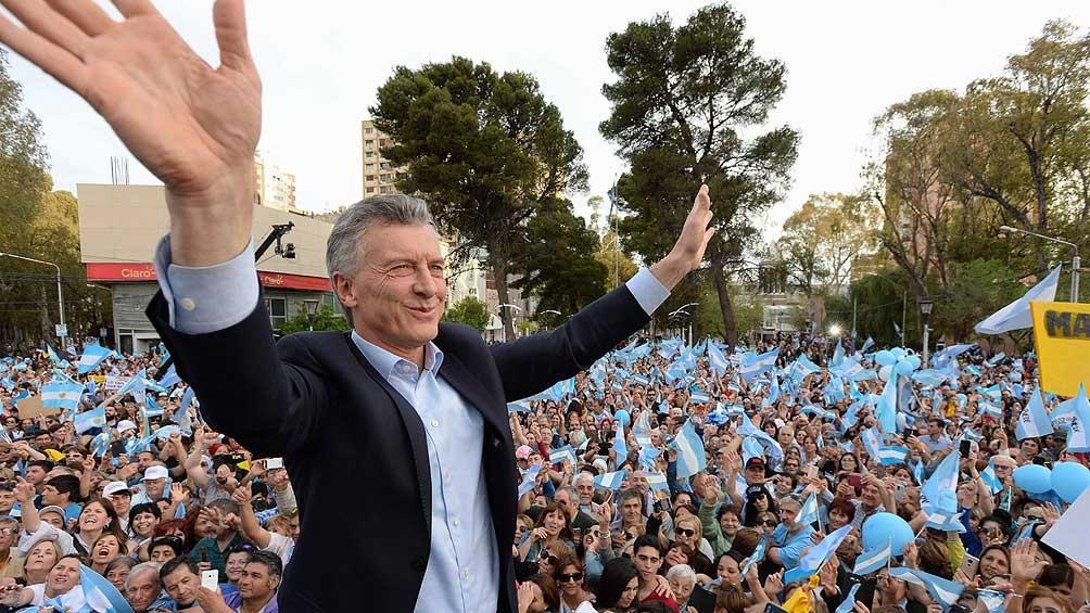 Macri rechazó el control de precios y criticó a Fernández por no condenar a Maduro