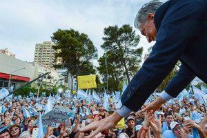 Macri pidió «no caer en las falsas promesas de aquellos que tantas veces nos defraudaron»