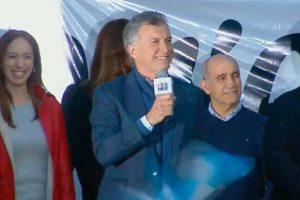 Macri pidió «cuidar el voto» y dijo que el 27 será la elección de «mayor participación»