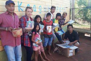 En el Día de la Diversidad Cultural la ONG Sueño para Misiones se solidariza con los pueblos originarios