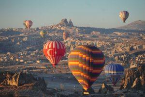 Empresario turco proyecta impulsar turismo en globo aerostático en Ciudad del Este