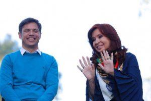 Cristina Fernández: «Hay que democratizar el país, hay que democratizar la economía»