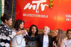 Un éxito el seminario Mujeres Tierra Roja