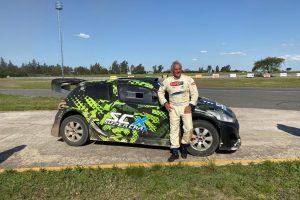 Legendario regreso de Carlos Malarczuk al CARX Rally Cross