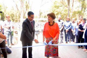 Con una inversión de 15 millones de dólares, se inauguró un Centro  Oncológico de última generación en la provincia de Corrientes