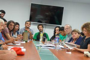 Presentaron conclusiones elaboradas en el Foro Nacional por un Programa Agrario Soberano y Popular