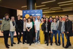 «Los que vuelven» recibieron una ovación en el Festival de Cine de Mar del Plata
