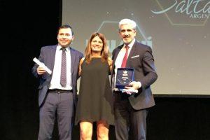 Iguazú obtuvo el premio Bitácora de plata