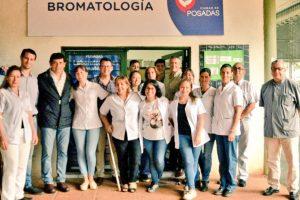 Losada inauguró las nuevas instalaciones del laboratorio de Bromatología del municipio