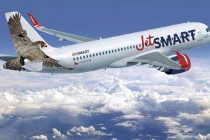 JetSmart ofrece hasta un 50% de descuento en sus tarifas aéreas