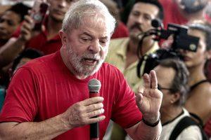 Lula da Silva salió en libertad