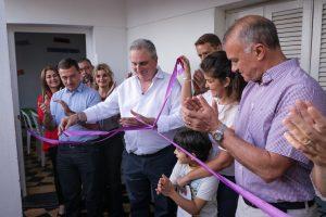 Passalacqua participó de la apertura del centro de contención para niños prematuros de Posadas