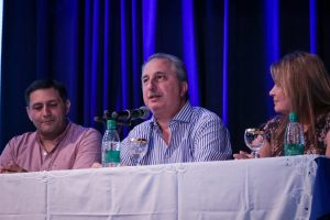 Passalacqua encabezó el lanzamiento de la nueva app del Consejo General de Educación