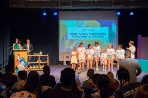 El taller de Cine para niños cierra el año con premios y muestras en pantallas