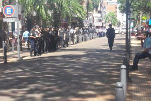 Se levantó el acampe «tarefero» que dejó once policías heridos