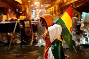 Bolivia, ejemplo de la fragilidad de las democracias latinoamericanas