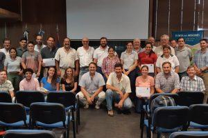 Capacitación integral para los técnicos del INYM – INTA que trabajarán junto a agricultores para optimizar yerbales