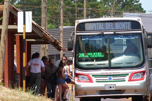 Oberá: Realizarán audiencia pública por actualización de tarifas del transporte público de pasajeros