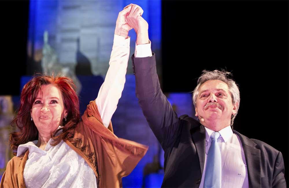 El 13/11 se proclamaría la fórmula Presidencial ganadora