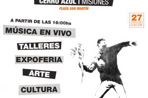 «Connatural» lleva todo su arte a Cerro Azul