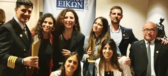 Flybondi recibió dos premios Eikon a la excelencia en comunicación