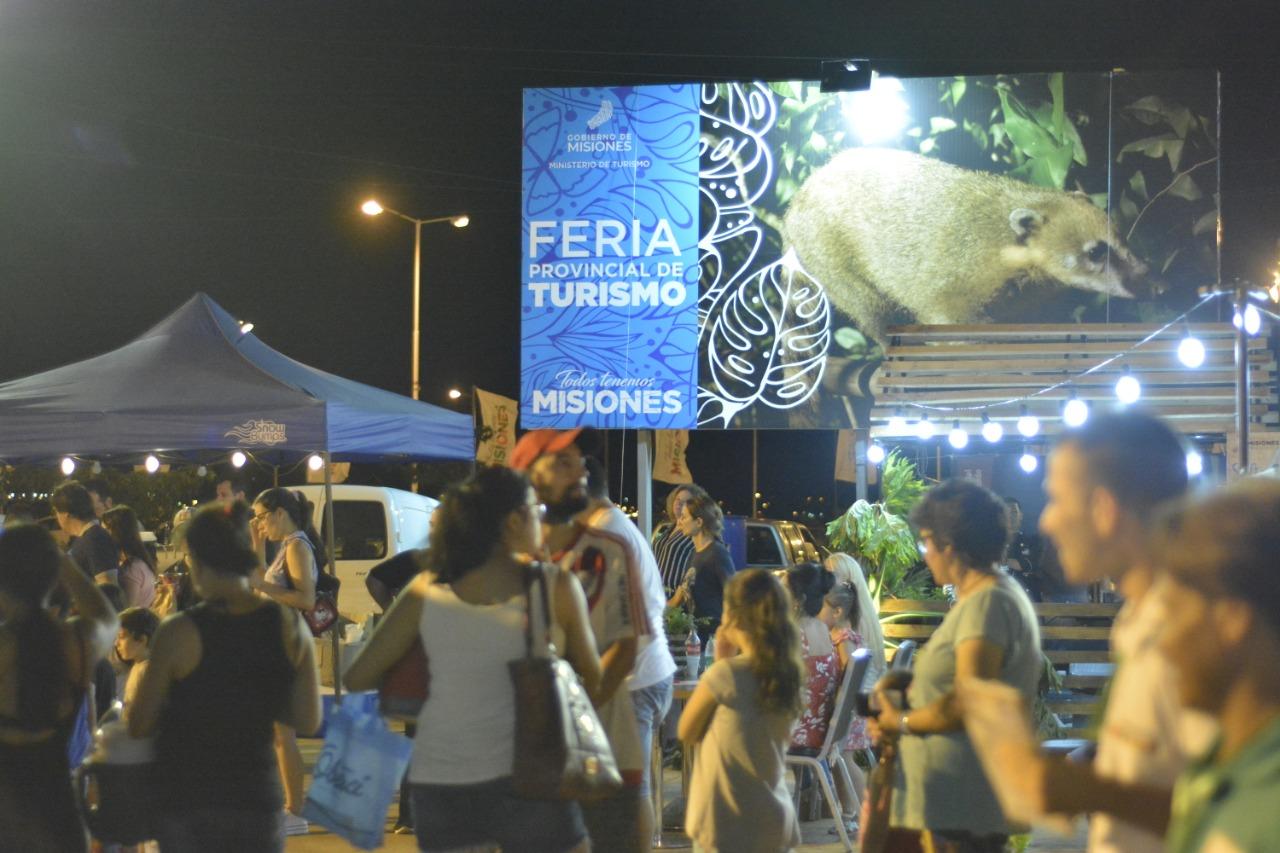 Comenzó una nueva edición de la Feria Provincial de Turismo