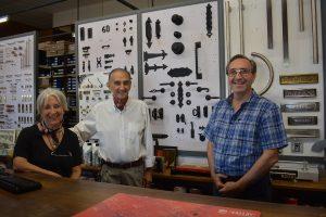 Herrajes El Moro, 45 años de una empresa forjada con pasión familiar