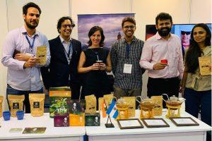 El mate en World Trade Expo 2019, otra puerta al mercado de India