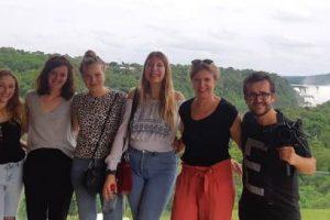 Periodistas de Suiza y Alemania visitaron Buenos Aires, Iguazú y la Patagonia