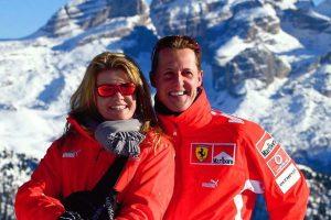 La esposa de Michael Schumacher habló sobre la salud del múltiple campeón de la F1