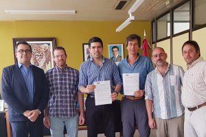 Ministerio de Ecología y Aves Argentinas firman acuerdo marco para la conservación