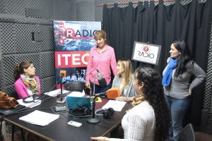 Radio interactiva ITEC 3: comunicar, aprender y formar en valores