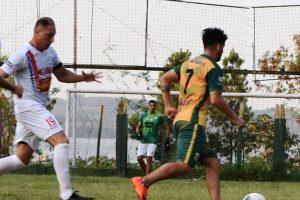 La magia del fútbol solidario brilló en Villa Cabello