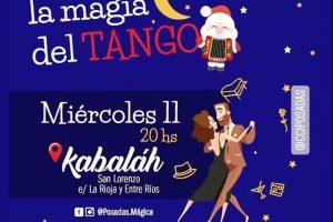 """""""Posadas Mágica"""" te invita a disfrutar de lo mejor del tango esta noche"""