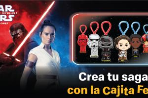 Llega a McDonald's la colección de juguetes de la Cajita Feliz más esperada: Star Wars