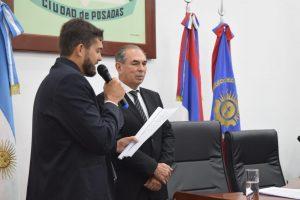 Facundo López Sartori, la nueva cara del Concejo posadeño
