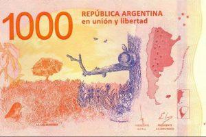 El hornero de 1000 pesos cumple hoy 2 años y su poder adquisitivo se «derritió» con la inflación