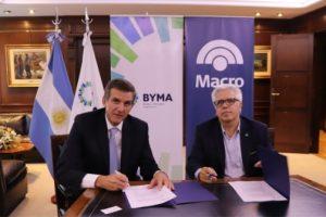 Banco Macro se suma al panel de gobierno corporativo de BYMA