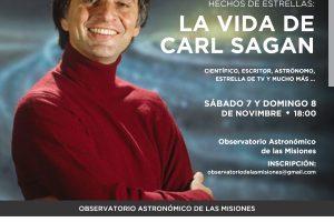 La vida de Carl Sagan en el Observatorio de las Misiones