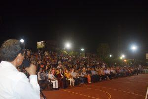 Campo Viera: Ríos expuso su gestión ante la comunidad