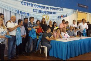 La UDPM expresa su satisfacción por anuncio oficial de reapertura de Paritaria Nacional Docentes