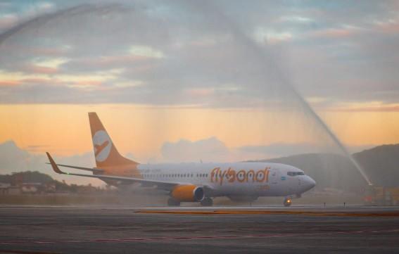 Flybondi suspendió sus operaciones hasta el 30 de abril por el coronavirus