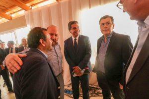 Red Capricornio: Herrera Ahuad firma un histórico convenio junto a tres gobernadores en Quimilí