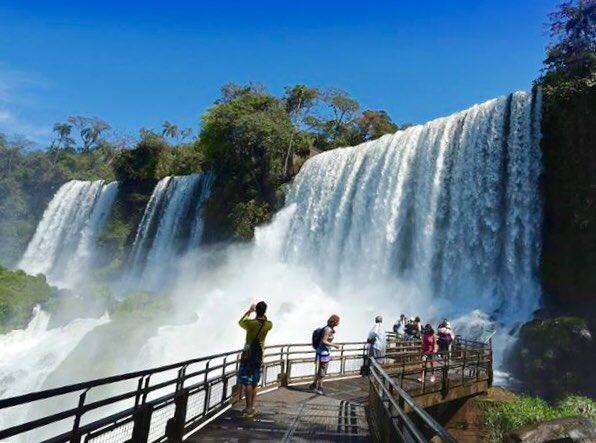 El destino Iguazú cierra una primera quincena muy positiva