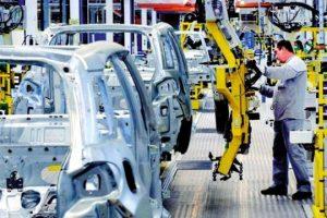 Industria: uso de capacidad instalada mejoró en octubre y superó el 60 por ciento