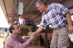 El Gobernador pidió el compromiso de todos para lograr una «Misiones Ganadera»