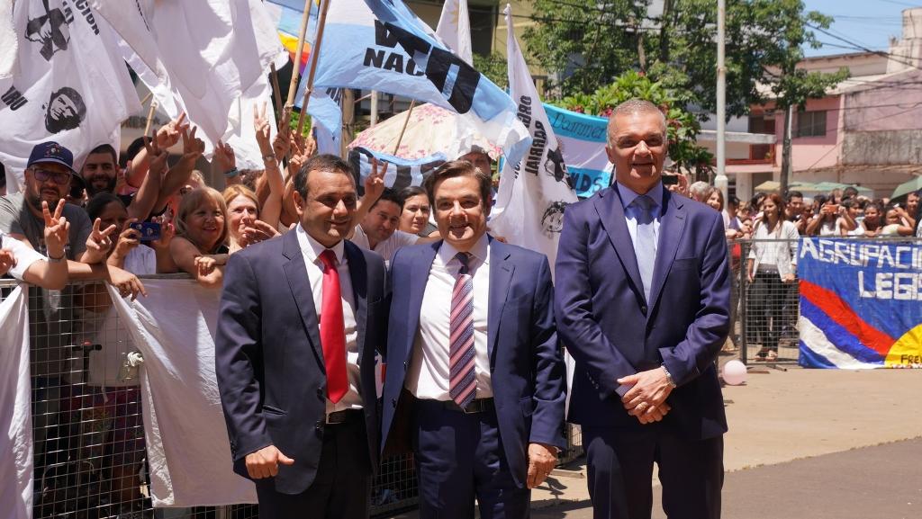 Herrera Ahuad y Rovira decidieron congelar sueldos políticos por 180 días