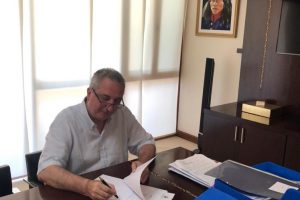 Campo San Juan: Passalacqua instruyó al Fiscal de Estado a tomar medidas legales